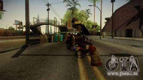 Tool Gun From Garrys Mod für GTA San Andreas zweiten Screenshot