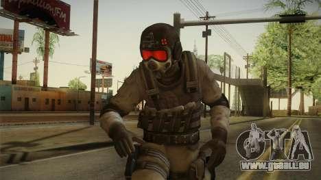 Resident Evil ORC - USS v4 für GTA San Andreas
