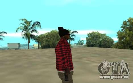 The Ballas pour GTA San Andreas deuxième écran