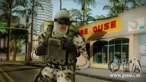 Resident Evil ORC Spec Ops v3 pour GTA San Andreas