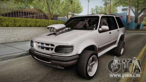 Ford Explorer 1996 Drag pour GTA San Andreas