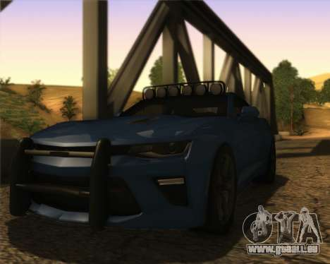 Chevrolet Camaro SS Xtreme für GTA San Andreas