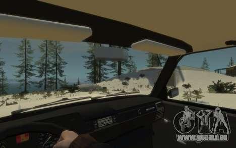 VAZ 2104 VFTS für GTA 4 hinten links Ansicht
