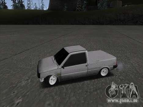 VAZ 1111 Drift pour GTA San Andreas laissé vue
