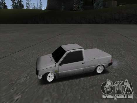 VAZ 1111 Drift für GTA San Andreas linke Ansicht