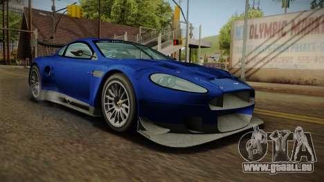 Aston Martin Racing DBR9 2005 v2.0.1 Dirt pour GTA San Andreas