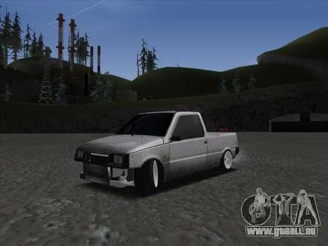 VAZ 1111 Drift für GTA San Andreas