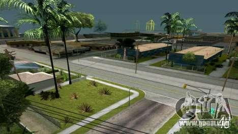 Lumineux timecyc pour GTA San Andreas cinquième écran