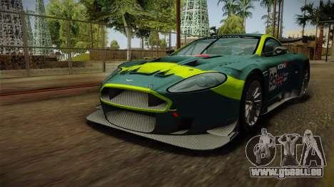 Aston Martin Racing DBR9 2005 v2.0.1 Dirt für GTA San Andreas Räder