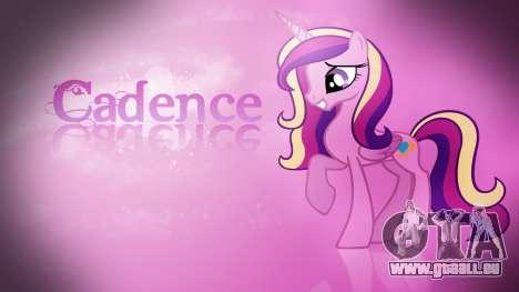 Loading screens von My Little Pony für GTA San Andreas zweiten Screenshot