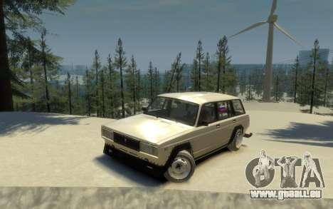 VAZ 2104 VFTS für GTA 4