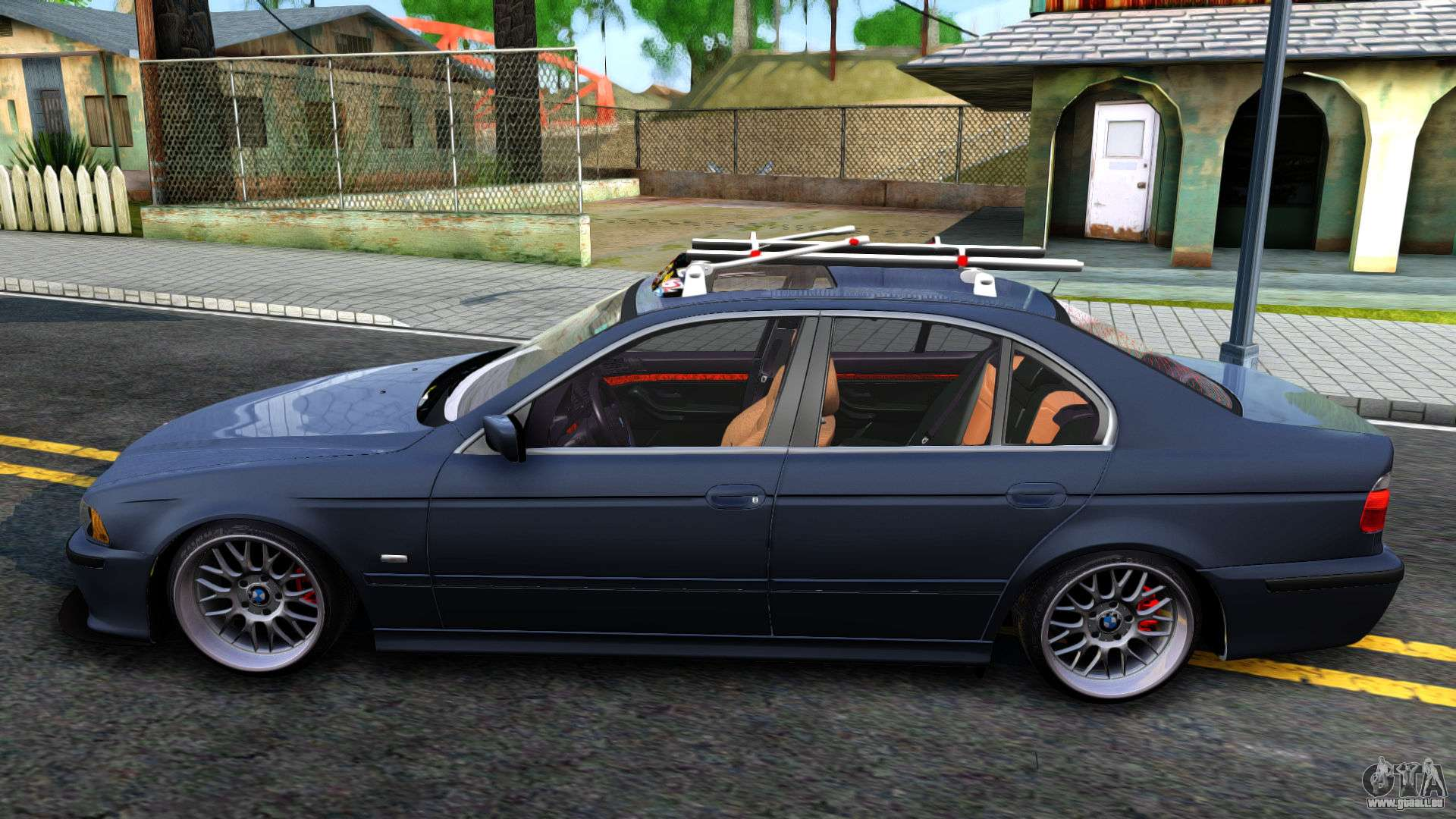 bmw e39 530d f r gta san andreas. Black Bedroom Furniture Sets. Home Design Ideas