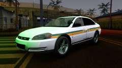 2008 Chevrolet Impala LTZ County Sheriff