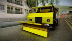 TAM 110 Snow Blower pour GTA San Andreas