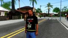 Love To Play San Andreas T-Shirt