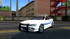 1998 Dinka Chavos Montgomery Police Department für GTA San Andreas