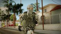 Resident Evil ORC Spec Ops v1 pour GTA San Andreas