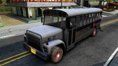 Prison Bus Driver Parallel Lines