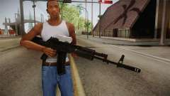 Call of Duty Ghosts - AK-12 with Scope pour GTA San Andreas