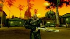 Resident Evil ORC - Nemesis für GTA San Andreas