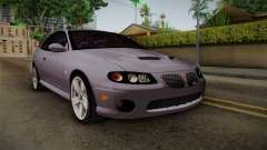 Pontiac GTO Hot Wheels NASCAR PJ für GTA San Andreas