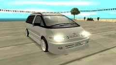 Toyota Estima für GTA San Andreas