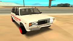 VAZ 2104 BK für GTA San Andreas