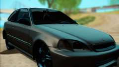 Honda Civic Hatchback für GTA San Andreas