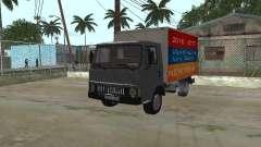 Zastava 640 Armenian für GTA San Andreas