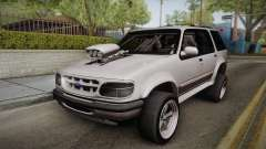 Ford Explorer 1996 Drag für GTA San Andreas
