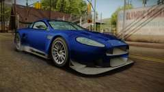 Aston Martin Racing DBR9 2005 v2.0.1 Dirt