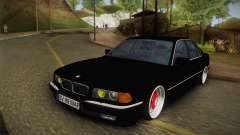 BMW 7 Series E38 Low für GTA San Andreas