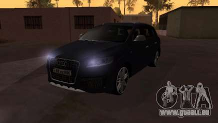 Audi Q7 Armenian für GTA San Andreas