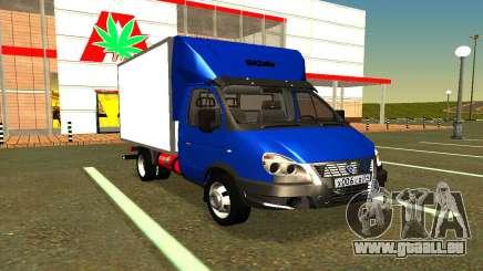 Gazel 3302 D'Affaires pour GTA San Andreas