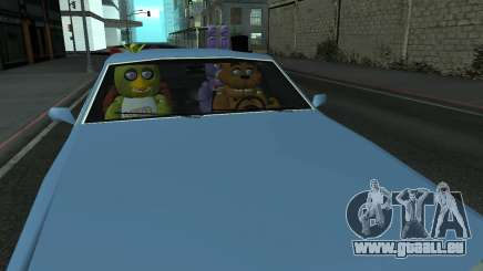 Five Nights At Freddys für GTA San Andreas