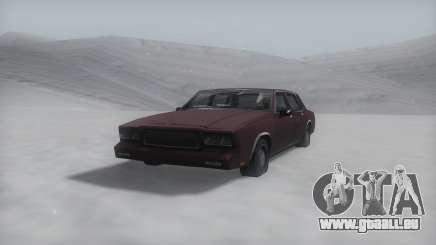 Tahoma Winter IVF für GTA San Andreas