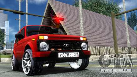 Lada Urban für GTA San Andreas
