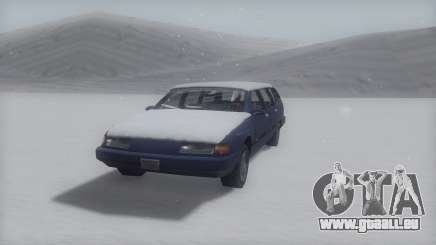 Solair Winter IVF pour GTA San Andreas