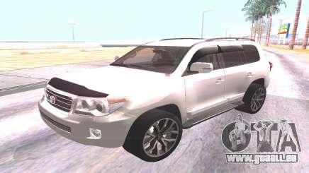 Toyota Land Cruiser 200 pour GTA San Andreas