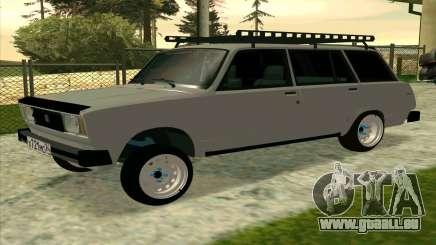VAZ 2104 Krasnojarsk Azelow Stil für GTA San Andreas