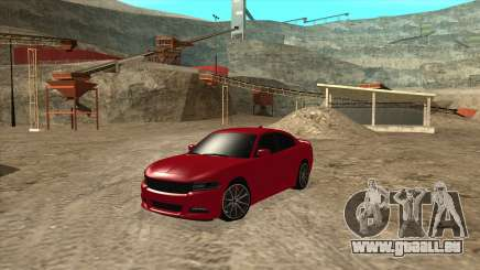Dodge Charger R/T 2015 für GTA San Andreas