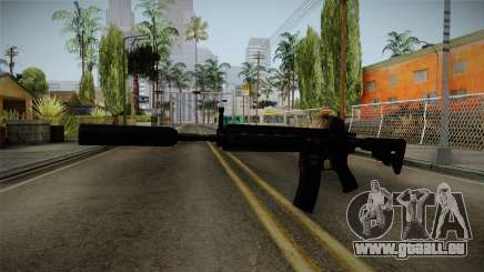 HK416 v3 für GTA San Andreas