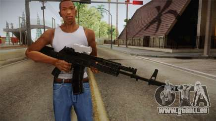 Call of Duty Ghosts - AK-12 with Scope für GTA San Andreas