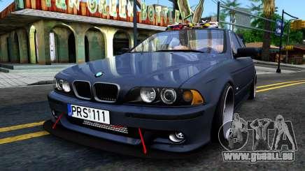 BMW e39 530d pour GTA San Andreas