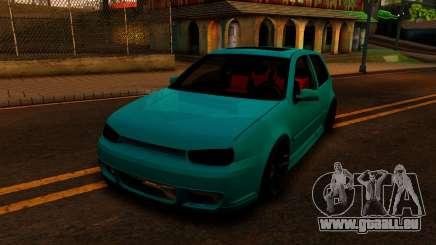 VW Golf 4 pour GTA San Andreas