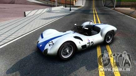 Maserati Tipo 61 für GTA San Andreas