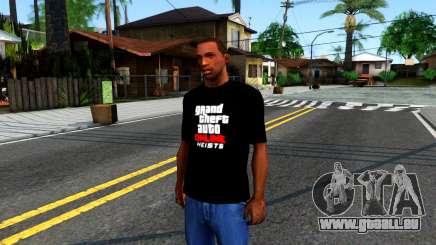 GTA Online T-Shirt für GTA San Andreas