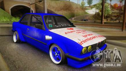 BMW M3 E30 Rocketbunny pour GTA San Andreas