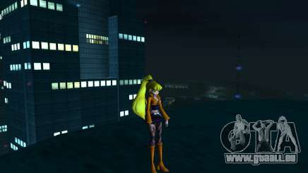 Stella Rock Outfit from Winx Club Rockstars pour GTA San Andreas