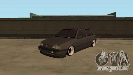 Volkswagen Golf 3 für GTA San Andreas